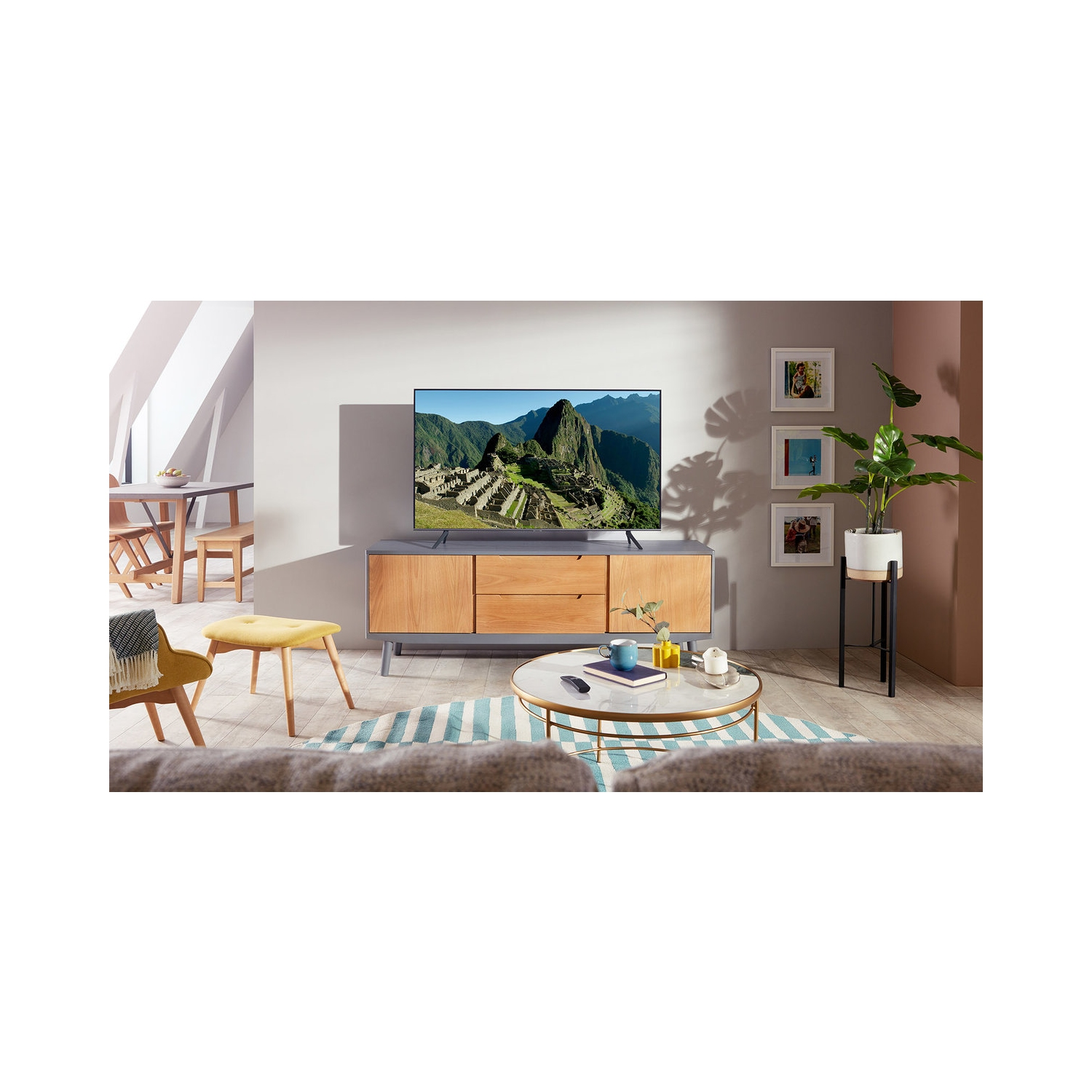 "Samsung QE65Q65T 65"" QLED 4K UHD Smart TV - 2"