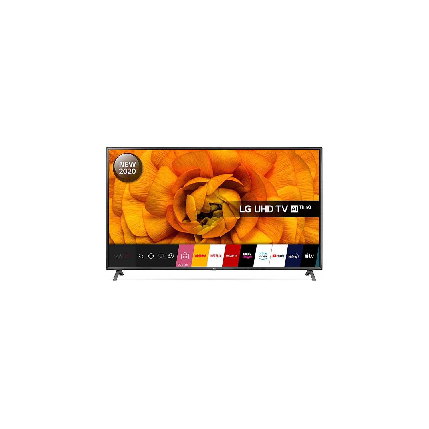 "LG 82UN85006LA 82"" 4K Smart UHD TV - 0"