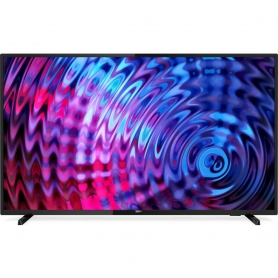 "Philips 32PFS5823 Alabaster Cool Silver 32"" Smart 1080P Full HD LED TV"